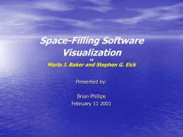 Space-Filling Software Visualization.ppt