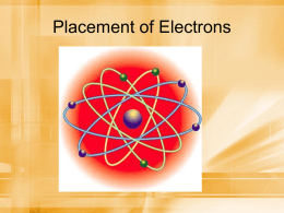 Modern Atomic Theory II