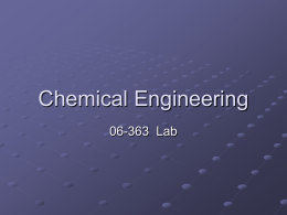 Chemical Engineering.ppt