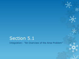 Click here for Section 5.1 presentation