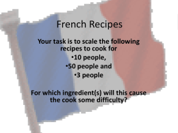 French Recipes.pptx