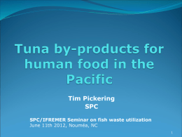 07 Tuna by Products