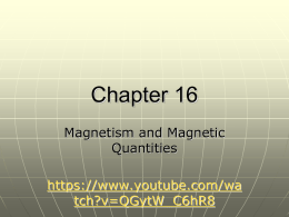 Chapter 16 Powerpoint