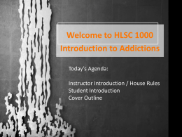 HSLC 1000 1st Class Intros and Outline.pptx