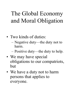 Week 15 Lecture: Global Economy [PPT]